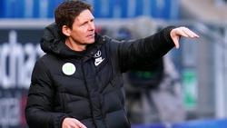 Hat mit dem VfL Wolfsburg Erfolg: Trainer Oliver Glasner