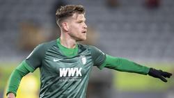 Fällt für den FC Augsburg gegen Hoffenheim aus: Florian Niederlechner