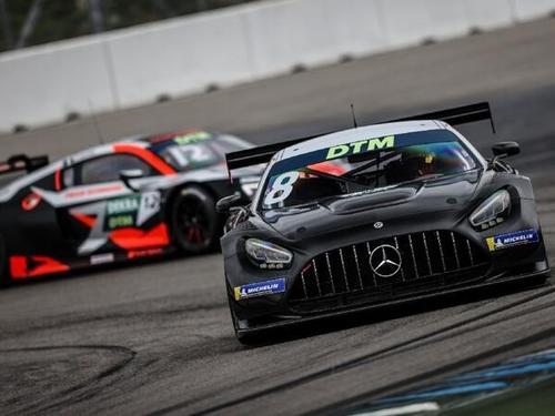 Auftakt in die neue GT3-Ära: Mercedes gab beim DTM-Comeback den Ton an