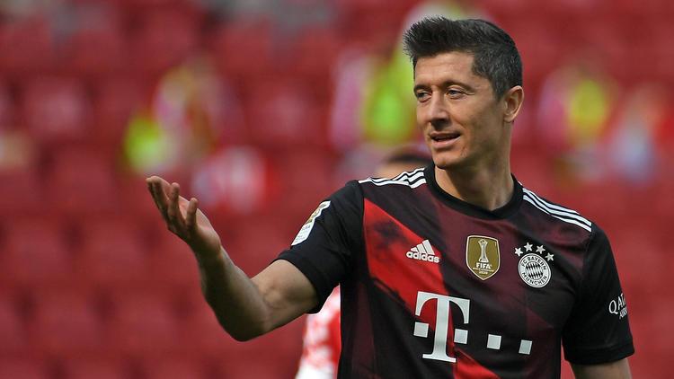 Lewandowski pasa a la historia del campeonato alemán.