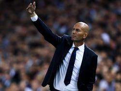 Komm zu mir: Zinédine Zidane will Vincent Thill nach Madrid lotsen