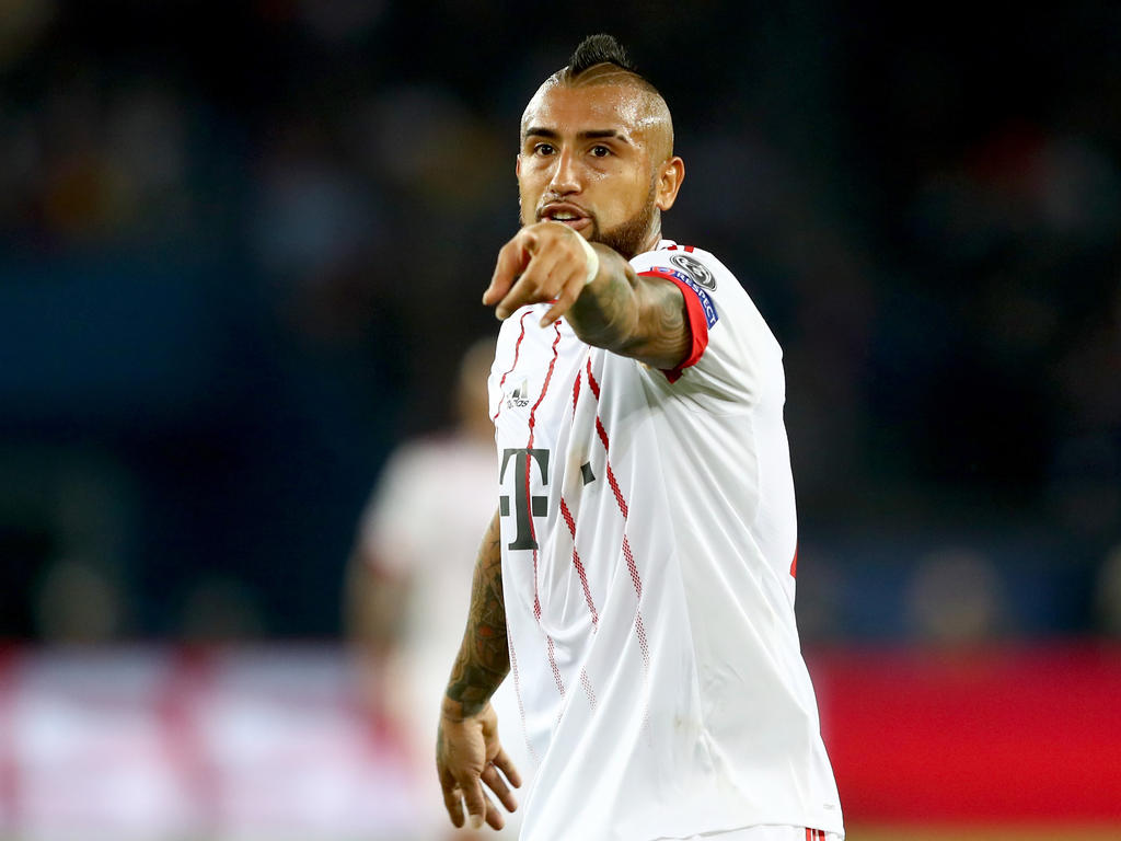 Arturo Vidal glaubt an den Gewinn der Champions League mit dem FC Bayern