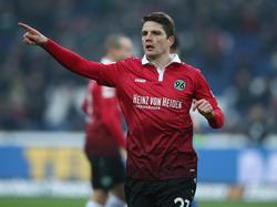 Pirmin Schwegler ist ins Training bei Hannover 96 zurückgekehrt