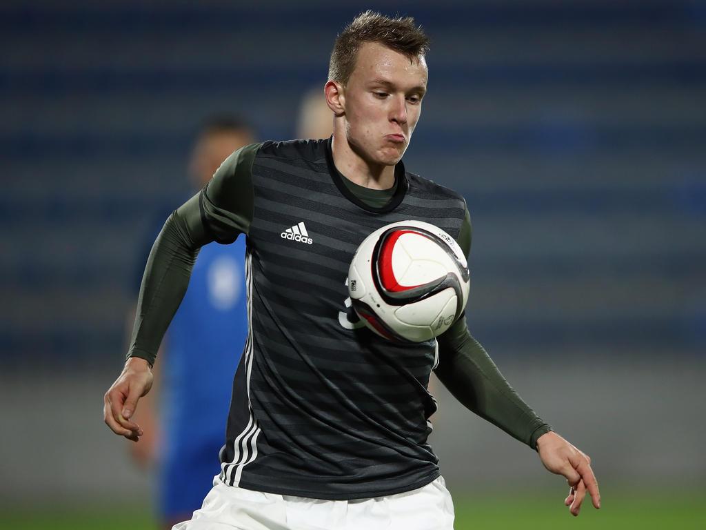 Lukas Klostermann darf bisher nur in der U21 ran