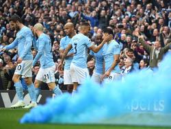 Manchester City feiert seinen fünften Meistertitel