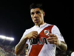 Enzo Pérez steht beim argentinischen Rekordmeister River Plate unter Vertrag