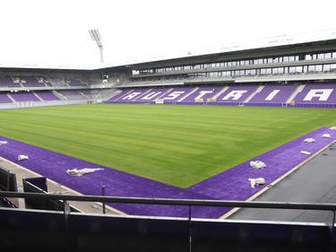 Die neue Generali-Arena: Austria Wien ist wieder daheim