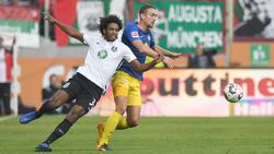 Keine Tore gab es zwischen Augsburg und Leipzig
