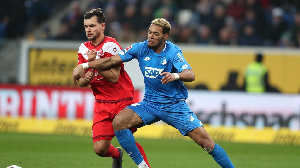 Kein Sieger zwischen Hoffenheim und Düsseldorf