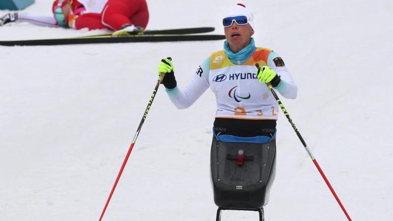 Andrea Eskau hat zum Auftakt der Para-Weltmeisterschaften Bronze geholt
