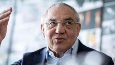 Hat einen kritischen Blick auf den HSV: Felix Magath