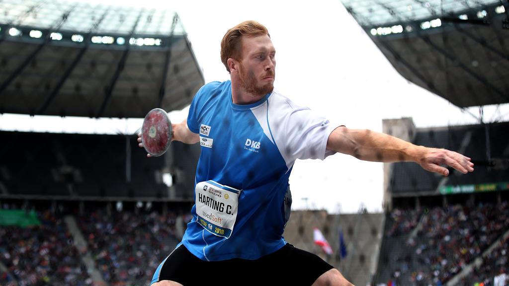 Hat nach vier vergeblichen Anläufen die WM-Norm für Doha geknackt: Christoph Harting