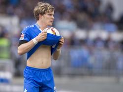 Florian Jungwirth hat sich nach der Kritik von Torsten Frings zur Wehr gesetzt