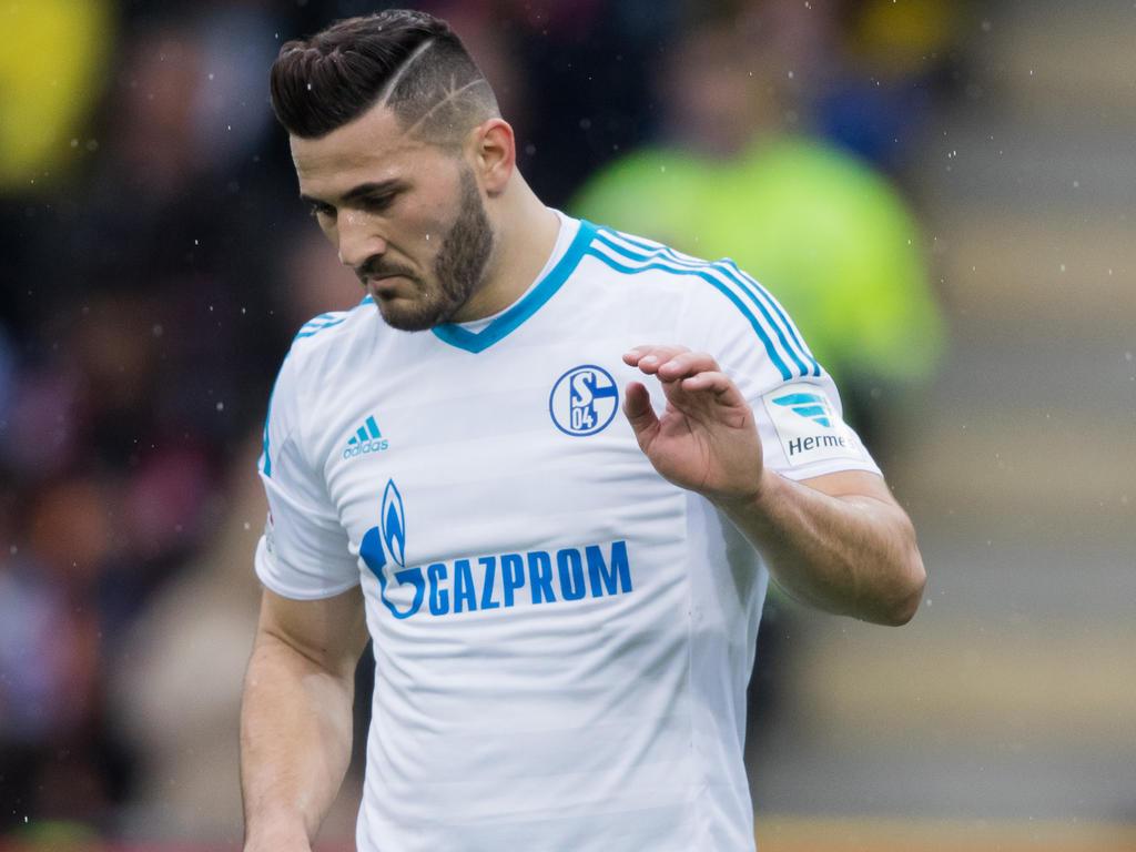 Sead Kolašinac kickt wohl bald für den FC Arsenal