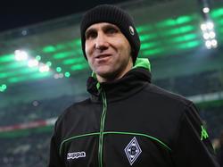 André Schubert trainierte rund ein Jahr Borussia Mönchengladbach