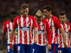 Saul strike keeps Atletico on Barca s tails 79b474447d3