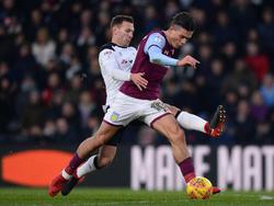 Andreas Weimann für Derby County gegen Aston Villa