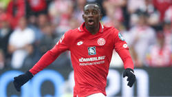 Jean-Philippe Mateta fehlt dem FSV Mainz 05 drei Monate lang