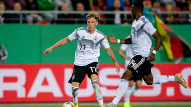 Die deutsche U21-Nationalmannschaft startet gegen Wales in die EM-Quali