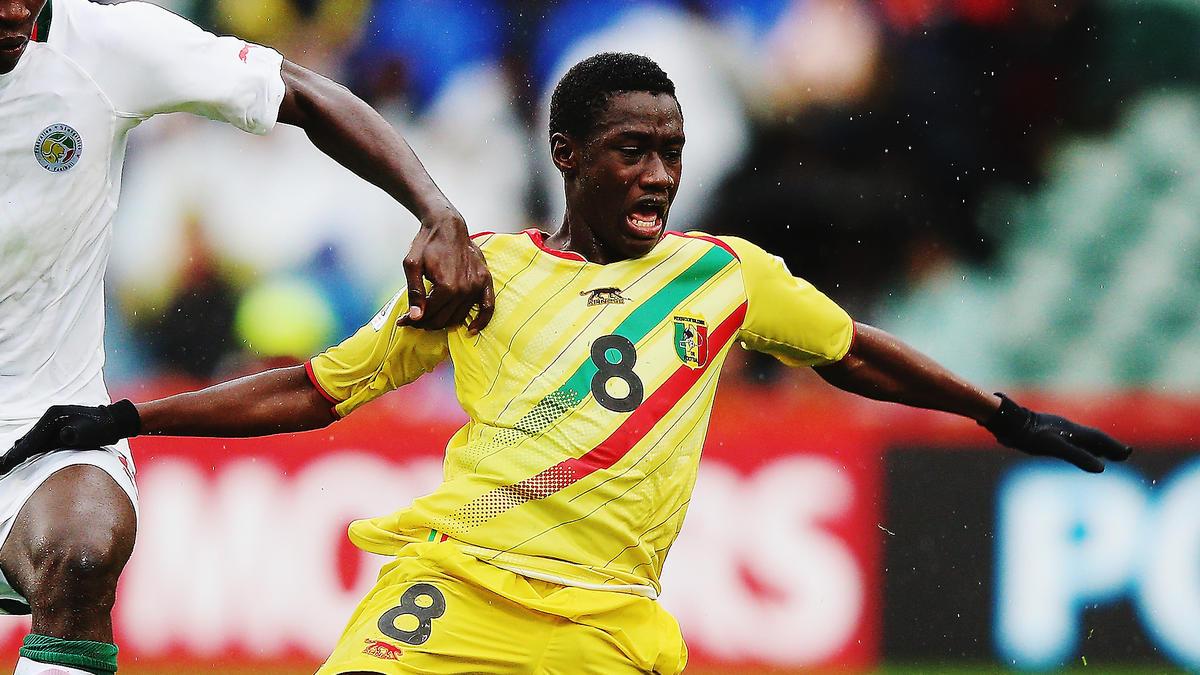Diadié Samassékou zog sich bei der Nationalmannschaft eine Verletzung zu