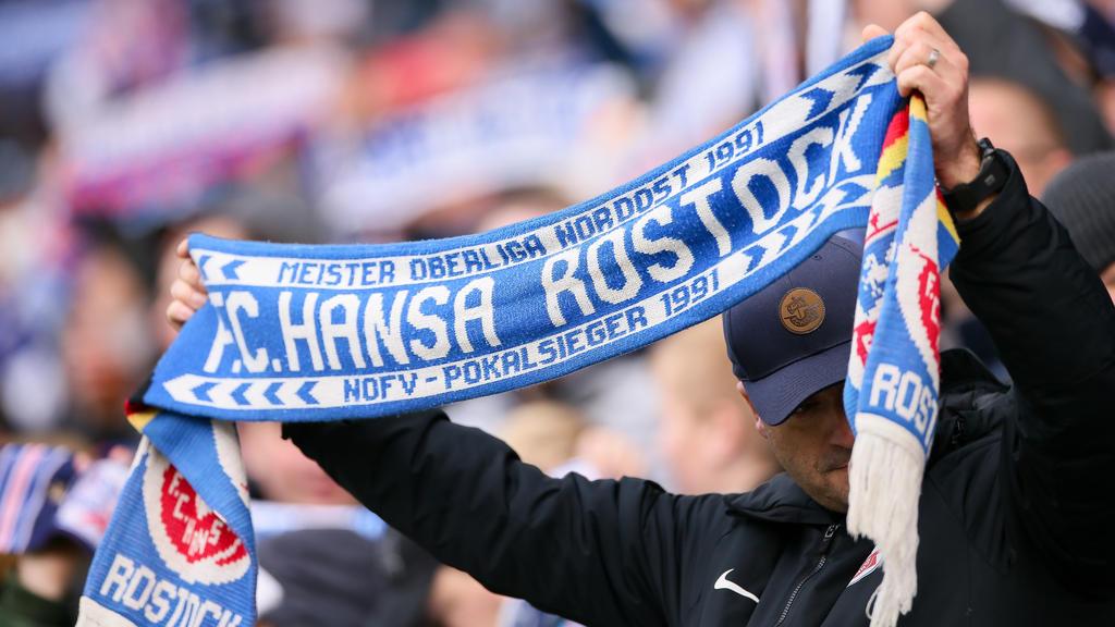Der DFB bittet Hansa Rostock zur Kasse