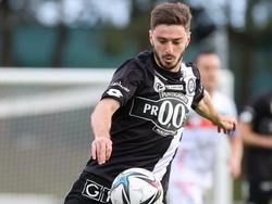 Otar Kiteishvili verfolgt mit dem SK Sturm Graz noch weitere Ziele