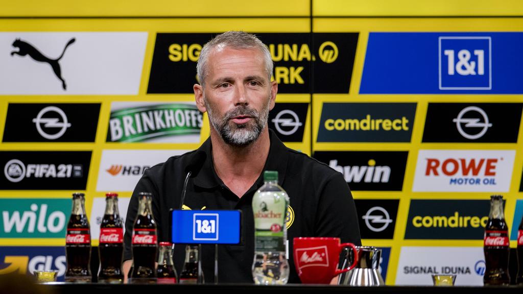 BVB-Trainer Marco Rose erwartet eine ungemütliche Rückkehr nach Gladbach