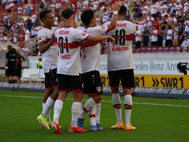 Stuttgart ha comenzado el campeonato a lo grande.