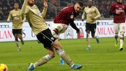 Ante Rebic spielte bis zum Sommer für Eintracht Frankfurt