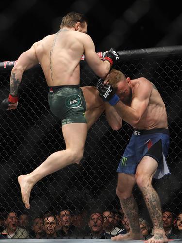 Boxkampf Mayweather Mcgregor Zeit
