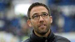 Boris Schommers zeigt sich vor dem DFB-Pokal-Spiel zuversichtlich