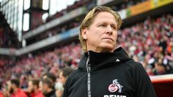 Kölns Coach Markus Gisdol hat großen Respekt vor Gladbach