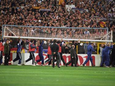"""Real Madrid vs. BVB: Der """"Torfall von Madrid"""" erreichte schnell Kultstatus"""