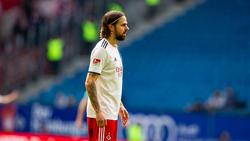 Martin Harnik ist von Werder Bremen an den HSV ausgeliehen