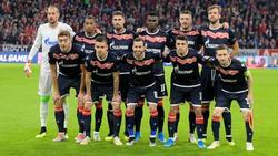 Fünf Spieler von Roter Stern Belgrad wurden positiv getestet