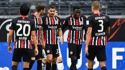 Eintracht Frankfurt plant offenbar Pandemie-Klauseln