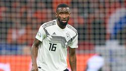 Rüdiger zählt Deutschland nicht zum EM-Favoritenkreis