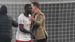 Hat mit RB Leipzig das Königsklassen-Finale vor Augen: Coach Julian Nagelsmann