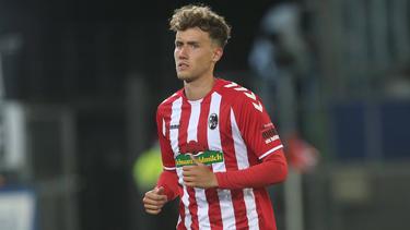 Luca Waldschmidt spielte zwei Jahre für den SC Freiburg