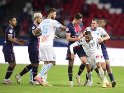 Gonzalez gegen Neymar