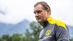 Michael Zorc steht beim BVB noch Arbeit bevor