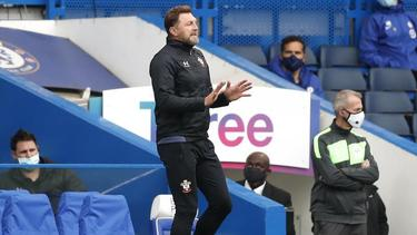 Trainer in Southampton: Ralph Hasenhüttl