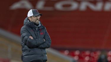 Fairer Verlierer: Jürgen Klopp