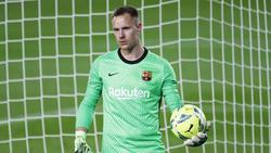Marc-André ter Stegen hütet seit 2014 das Tor des FC Barcelona