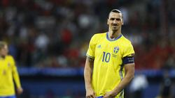 Zlatan Ibrahimovic kehrt offenbar ins Nationalteam zurück