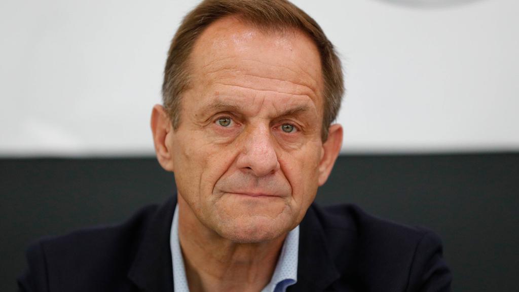 Spricht über den Zoff zwischen Karl Lauterbach und Trainer Hansi Flick vom FC Bayern: Alfons Hörmann