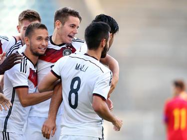 Die deutsche U21 will zur EM 2015 in Tschechien