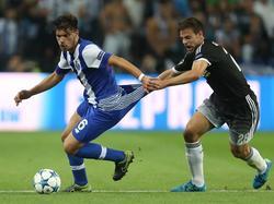 Rúben Neves und César Azpilicueta könnten schon bald gemeinsam für Chelsea auflaufen