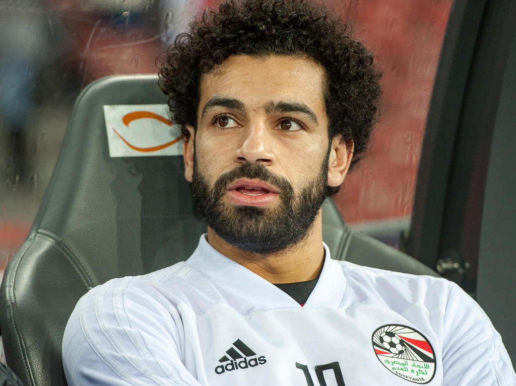 Ägypten hofft bei der Fußball-WM auf die Rückkehr von Mohamed Salah