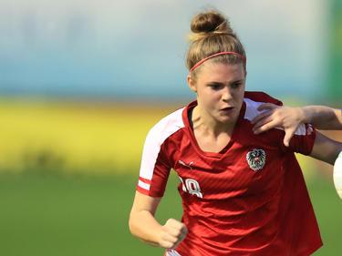 Johanna Schneider war für Österreich erfolgreich